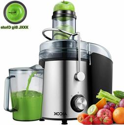 AICOK Juicer Extractor Centrifugal Juicer Machines, 2 Speed