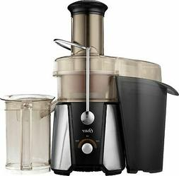 Oster - JusSimple Centrifugal Juice Extractor - Stainless St