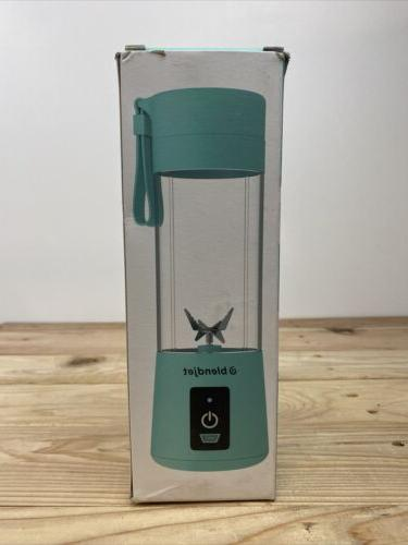 one personal portable blender usb rechargeable 12oz
