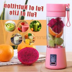 Portable Mini Blender Smoothie Juicer Cup Personal cup USB R