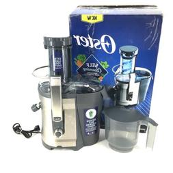 Oster Stainless Steel Self-Cleaning Professional 40oz. Juice